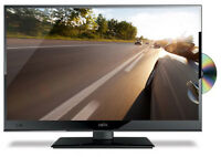 "16"" INCH CELLO C16230F 12v/24v 12 volt HD LED TV DVD USB CARAVAN MOTORHOME BOAT"