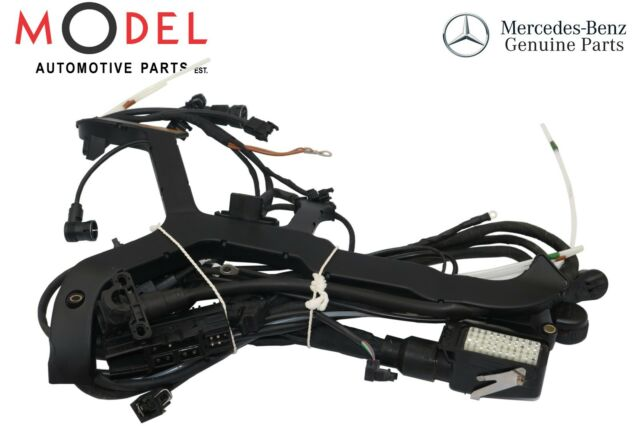 [GJFJ_338]  MERCEDES C220 Wiring Harness Updated OEM W202 2025403832 Built 11/2008 for  sale online | eBay | Mercedes Benz C220 Wiring |  | eBay