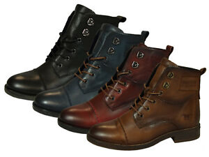 Details zu Mustang 2872 504 Schuhe Damen Stiefeletten Chelsea Boots