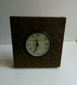Antique Wooden Imperial Table Clock 1792 Ebay