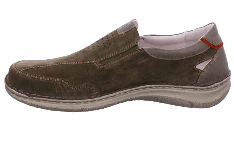 Josef Seibel slipper en talla extragrande caballero grandes zapatos caballero extragrande verde XXL a20d52