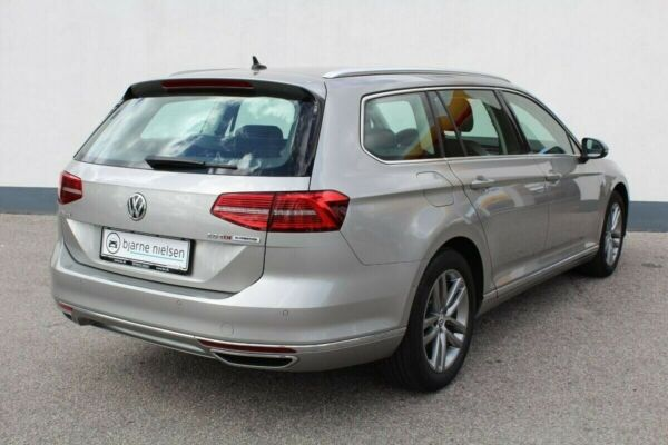 VW Passat 2,0 TDi 190 Highline Variant DSG - billede 1