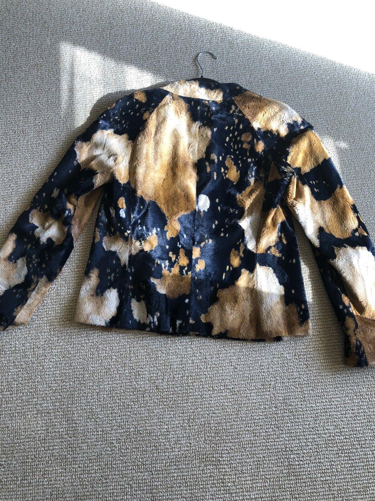 Pre Owned SUI-Anna Sui Vintage Ladies Jacket,Size… - image 2
