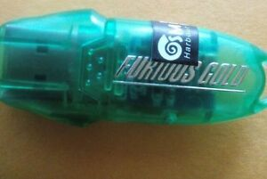 Details about New Furious Gold USB Key Activated with Packs 1, 2, 3, 4, 5,  6, 7, 8, 11