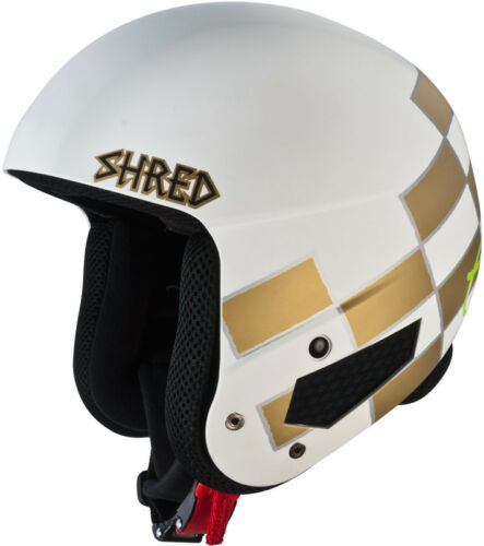 Shred Race Helmet Brand New! RRP $329 FIS Approved