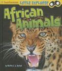 African Animals by Martha E Rustad (Hardback, 2014)