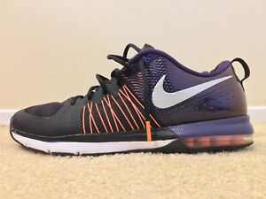 reputable site 8ac46 143ee Image is loading Nike-Air-Max-Effort-TR-AMP-Super-Bowl-