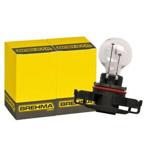 2x Brehma PS19W Lampe PG20-1 12V 19W Tagfahrlich DRL TFL Daytime Running Light