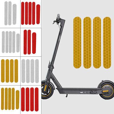 Fluoreszierend Reflektierende Aufkleber Satz Für Ninebot Max G30 ES1 Roller
