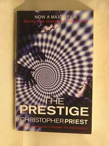 The Prestige Film tiein Gollancz SF Christopher Priest Very Good Book - Dundee, United Kingdom - The Prestige Film tiein Gollancz SF Christopher Priest Very Good Book - Dundee, United Kingdom