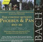 Bach Secular Cantatas - The Contest Between Phoebus and Pan BWV 201 Edition B