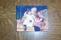 Picture On Canvas Motive Children -miniatur 1:12 - Dollhouse