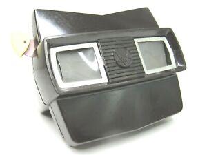 VTG-Viewmaster-3D-Stereoscope-Viewer-Brown-Bakelite-Sawyers-Portland-USA-WORKS