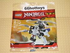 LEGO NINJAGO 30081 Skeleton Chopper NEW