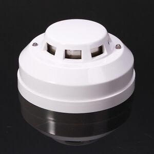 wireless photoelectric home security smoke detector fire alarm sensor system 12v ebay. Black Bedroom Furniture Sets. Home Design Ideas