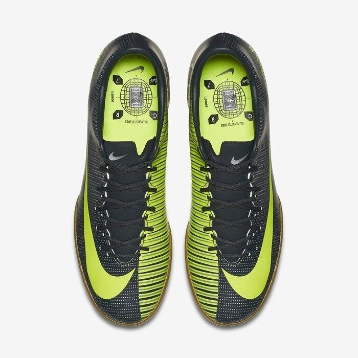 Nike Mercurialx Victory Vi Vi Vi CR7 Ic Uomo Indoor Scarpe Calcio 858736-376 Msrp | una vasta gamma di prodotti  | Uomo/Donna Scarpa  2021c4