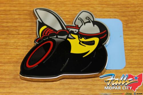 Dodge Challenger Charger Scat Pack SuperBee Fender Emblem Mopar OEM