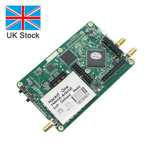 Details about HackRF One 1MHz-6GHz SDR RX Platform Software Defined Radio  Development Board UK