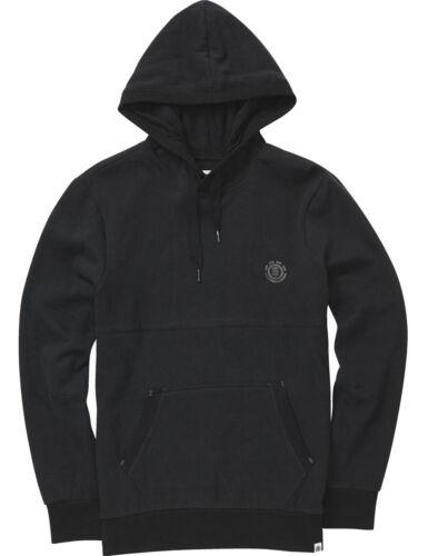 Element Bronson Ho Mid Layer Fleece in Flint Black