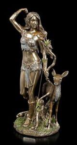 Artemis-Figur-Griechische-Gottin-Veronese-Griechenland-Gottheit-Dekostatue