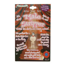 Novelty Grow Your Own Male Stripper Adult Stag Hen Diabolical Funny Gag