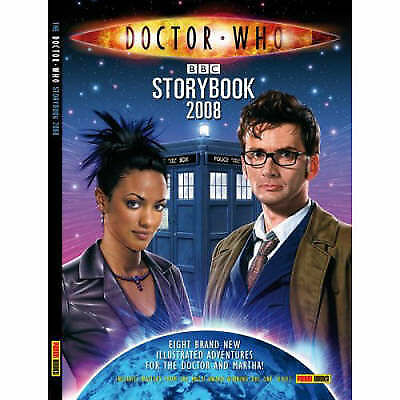 "1 of 1 - ""AS NEW"" Doctor Who Storybook 2008 (Dr Who), Gareth Roberts, Tom MacRae, Robert"