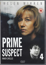PRIME SUSPECT 4 - inner circles - DVD
