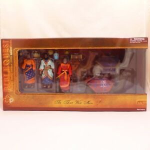 BibleQuest-The-Three-3-Wise-Men-Action-Figure-Jesus-Birth-Nativity-Character-Set