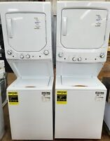NEW GAS DRYER  LAUNDRY CENTRES - GE Bedford Halifax Preview