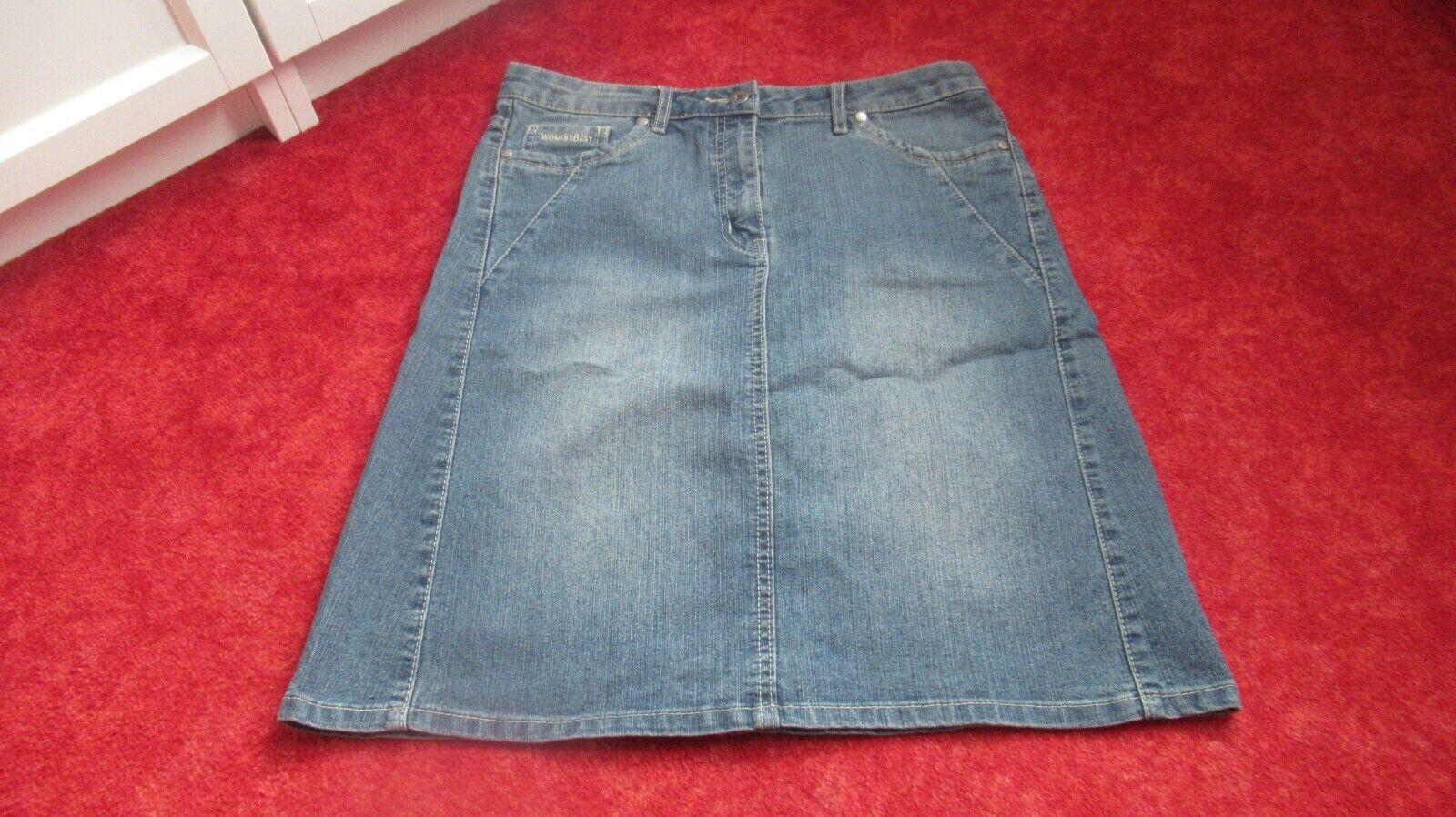 Jeans Rock - Gr. 40 - Women` Best