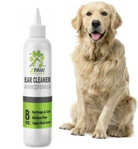 Dog Cat Ear Drops Infection Antibiotic Treatment Medicine