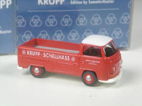 CLASSE Wiking modello speciale VW t2 Pianale Krupp coralline in scatola originale