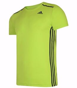 Cool 365 Adidas Running Top Fitness Training New T Men's Shirt Gym TlJ1KcF3