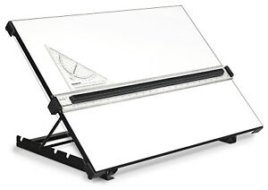 A3 A2 Drawing Board With PARALLEL MOTION & STAND Tilted Architecture WOODEN!