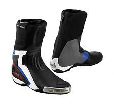 BMW Motorrad Dainese Double R Leather Motorcycle Race Sport Boots 10#76228553458