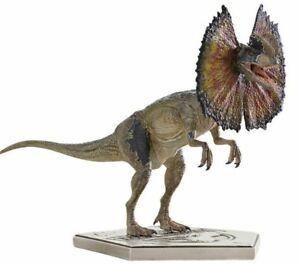 Jurassic Park Dilophosaurus Dinosaur 1:10 Art Scale Statue Iron Studios Sideshow