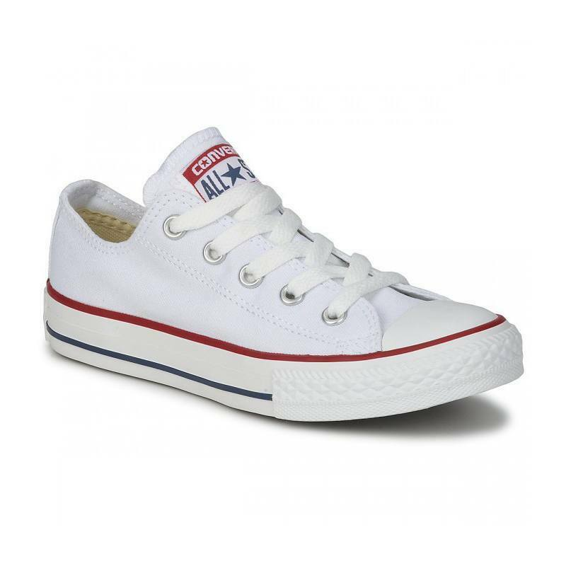 Sneaker All Star Bassa Unisex white M7652C - Converse