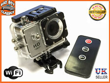 "GO Kart Pro Sports Action Video Camera HD WIFI 1080P 2"" LCD Display Screen"