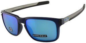676915df451 Image is loading Oakley-Holbrook-Mix-Sunglasses-OO9384-0357-Translucent-Blue -