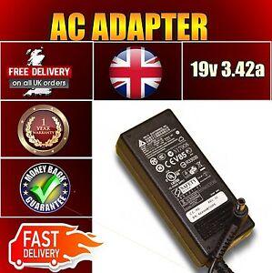 Asus-x550cc-65w-Laptop-Ac-Adaptador-Cargador-Fuente-de-alimentacion-Nuevo