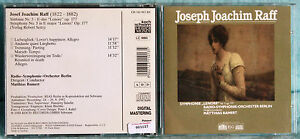 JOSEPH-JOACHIM-RAFF-SYMPHONIE-NO-5-1-CD-n-1137