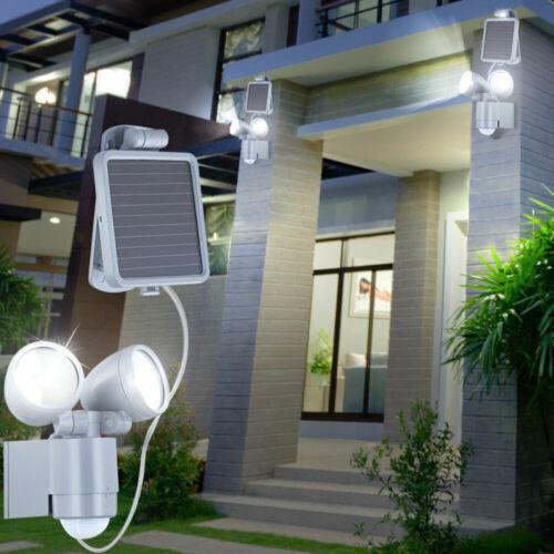 DEL Solaire Éclairage de jardin Détecteur mvt Éclairage de jardin Extérieur Lampe living-XXL
