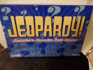 Details about USED JEOPARDY GAME