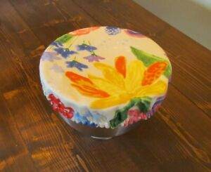 Pioneer Woman Celia Kitchenaid Mixer Fabric Bowl Cover