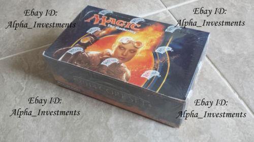 MTG Magic Gathering m14 2014 Core edition SEALED Booster Pack Box ENGLISH