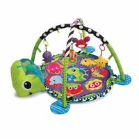 Baby Activity Play Mat Center Gym 40 Colorful Ball Pit Playmat Animal Turtle Toy