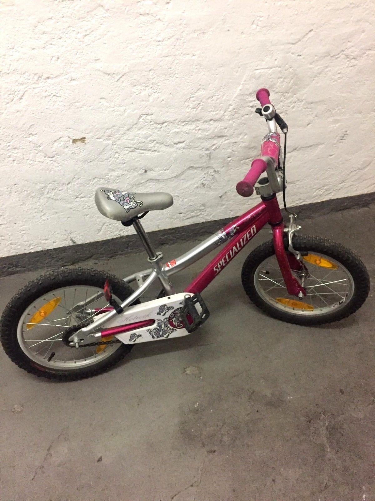 Specialized 7 hotrock bicicleta para niños 14