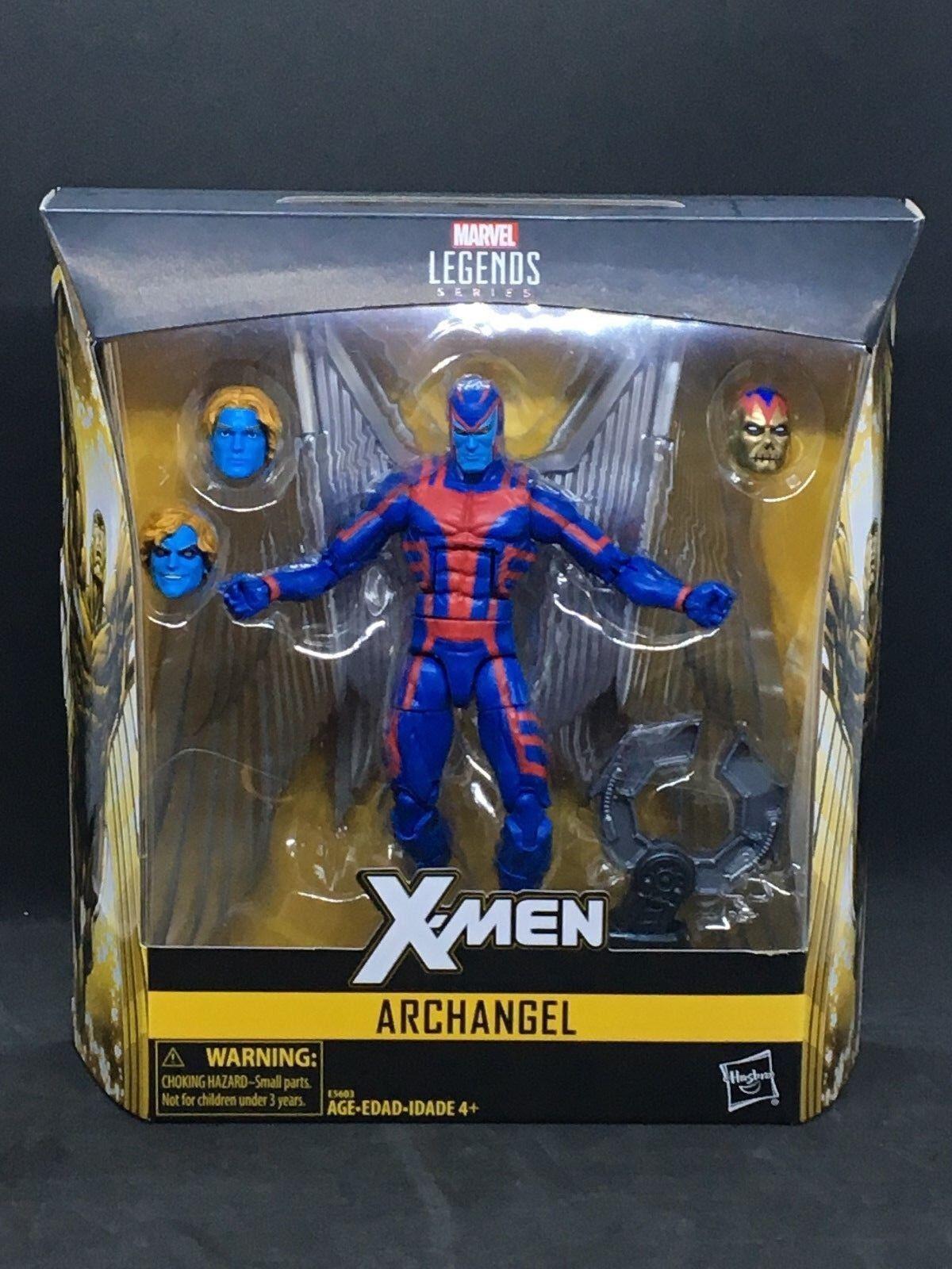 Marvel Legends 6  X-Men Archangel Archangel Archangel - IN STOCK 376c91