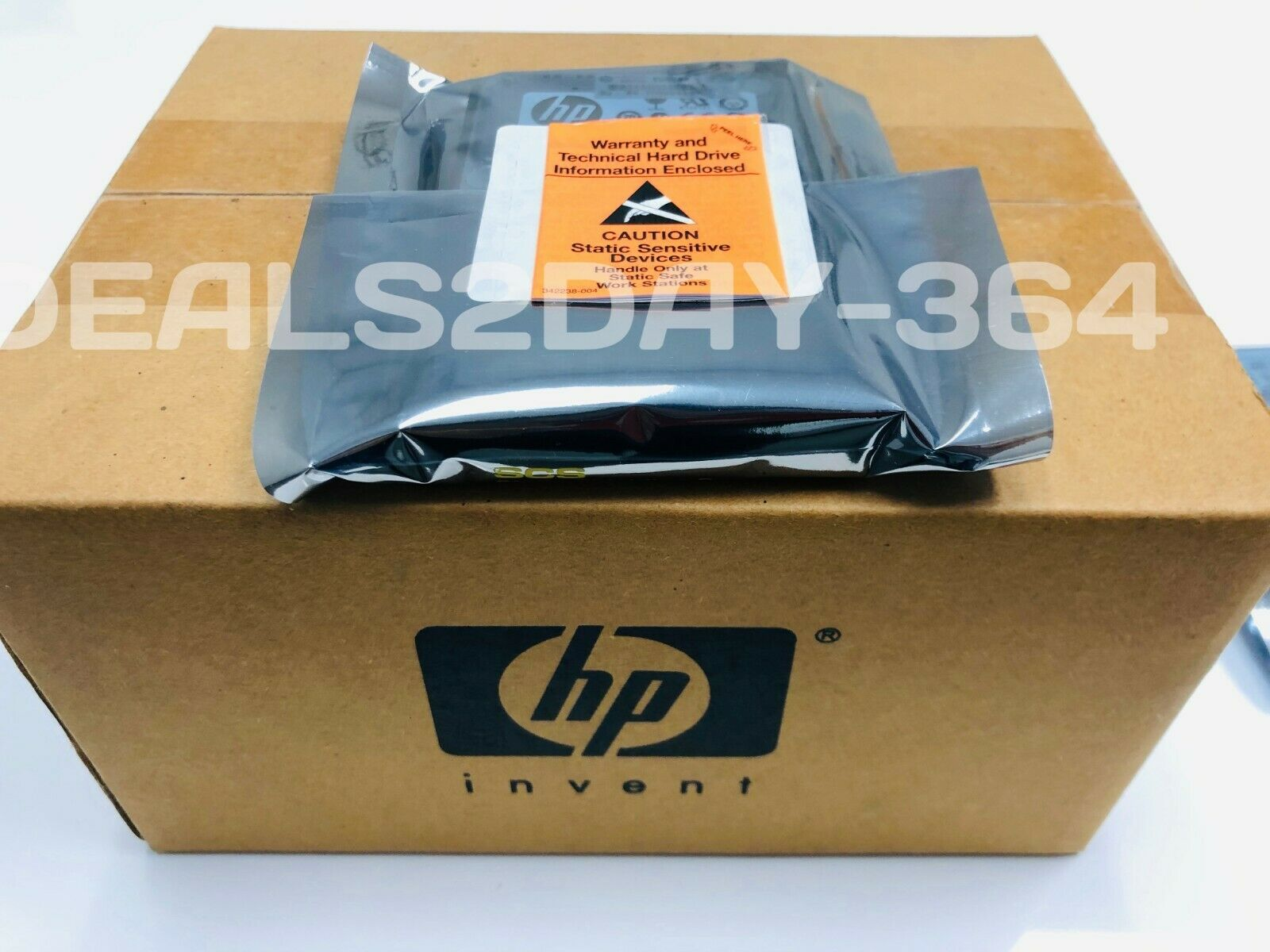 "HPE 605835-B21 1TB 7.2K RPM SAS 2.5/"" ENT HDD DP 606020-001 *NEW 0 HRS*"