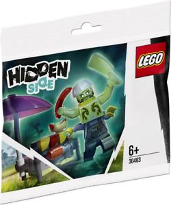 LEGO-30463-Hidden-Side-Chef-Enzo-039-s-Haunted-Hotdogs-2020-PolyBag-BNIP-New